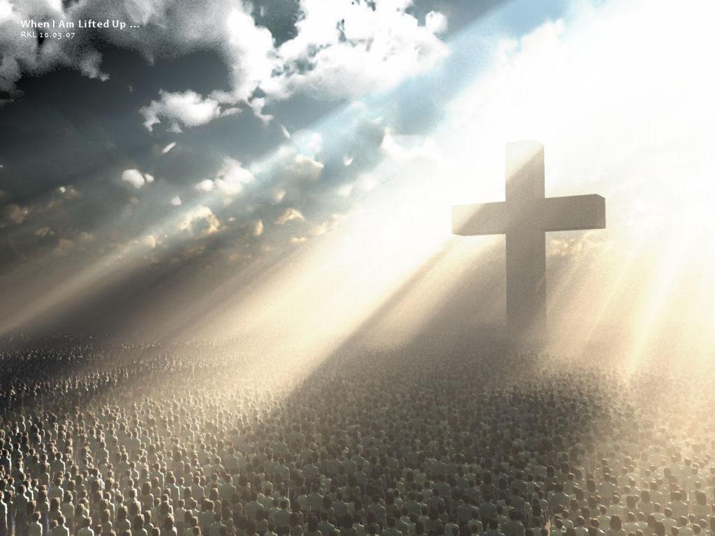 Christ sauvant les âmes